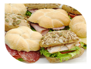 sandwiches caterers