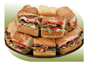 sandwiches delivered