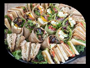 sandwiches platters