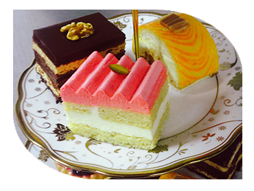 afternoon tea selections