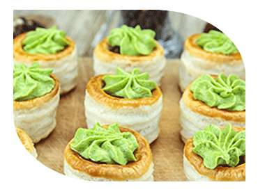 canapes catering London