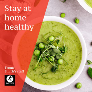 stay at home healthy