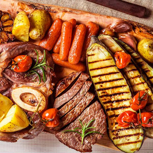 bbq catering London
