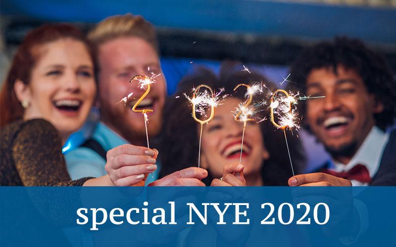NYE celebration 2020