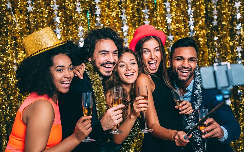 christmas parties London 2020